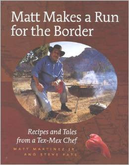 Matt Makes a Run for the Border – July 15, 2000 FIRST EDITION