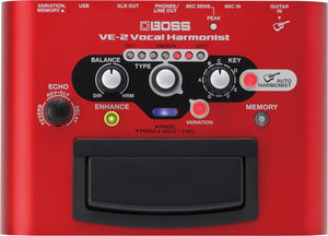ROLAND - VE2 VOCAL HARMONIST