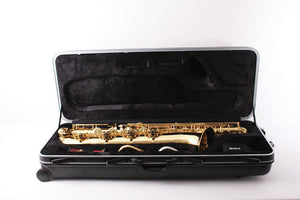 Bond Baritone Saxophone Lacquer Finish, low A with high F#