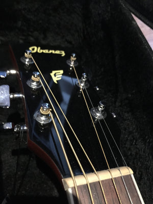 Ibanez PF15 NT Acoustic Guitar w/Hardcase