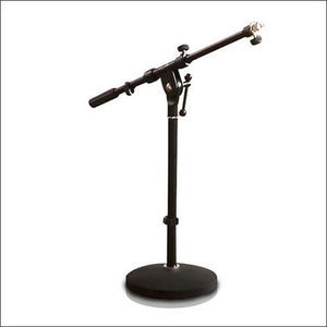 Microphone Stands Live and Studio