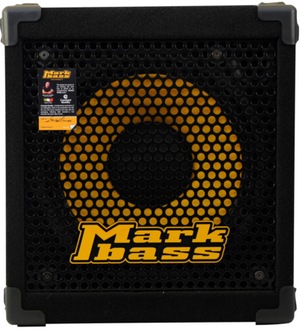 "Mark Bass NY 121 1x12"" SPKR PIEZO 400RMS-EXT CAB"