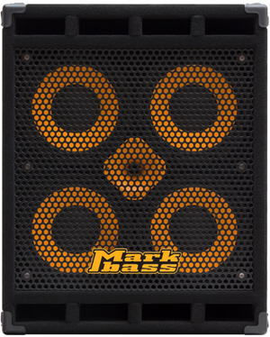 Mark Bass Standard 104HF 4x10 Cab Front Ported