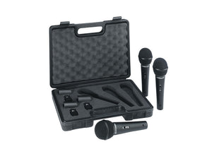 Behringer XM1800S Vocal Mic Pack