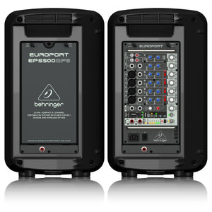 BEHRINGER EUROPORT EPS500MP3 COMPACT PA