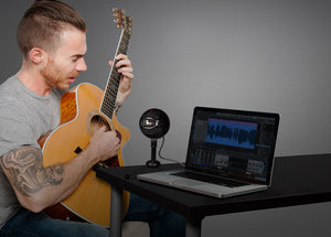 SNOWBALL Studio All-in-One Vocal Recording System by Blue Microphones