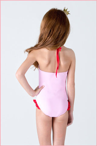 HAPPILY EVER AFTER-One Piece Swimsuit