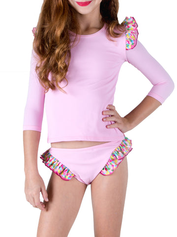 FAIRY PRINCESS-Two Piece Swimsuit