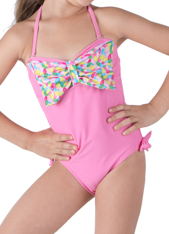 JELLY WONDERLAND-One Piece Swimsuit