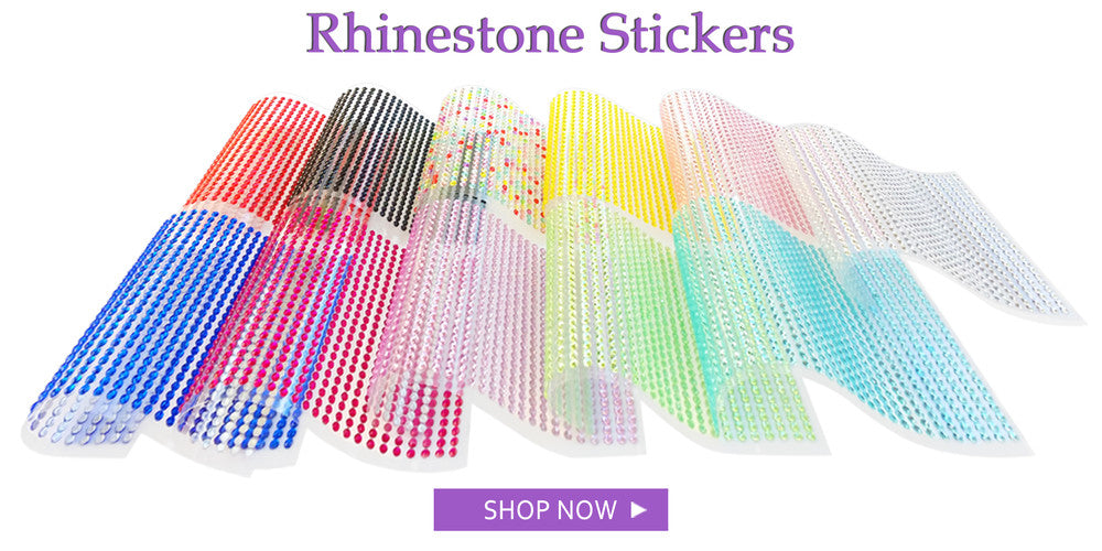 Stickers Forever - Rhinestone Stickers