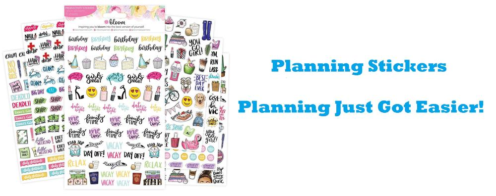 Stickers Forever - Planner Stickers