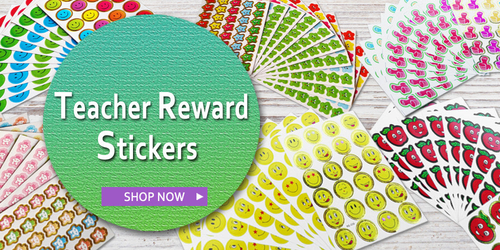 Stickers Forever - Teacher Reward Stickers