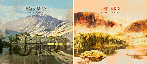 Haystacks, Buttermer poster