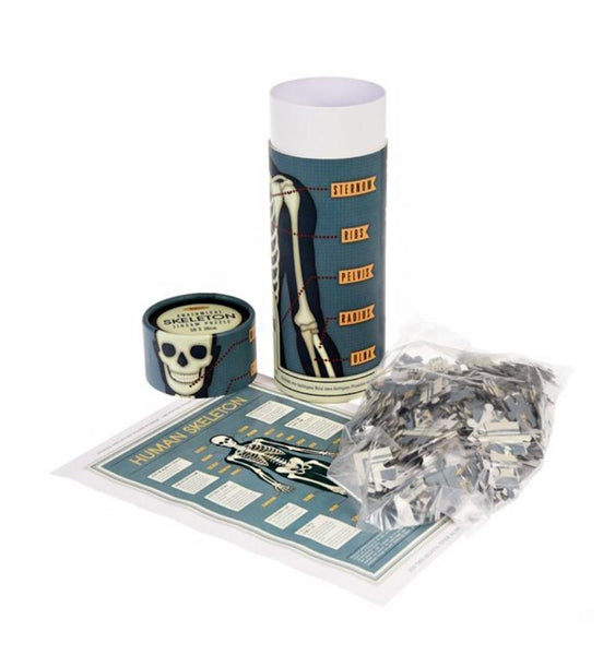 Anatomical Skeleton Puzzle classic homeware The Northern Line