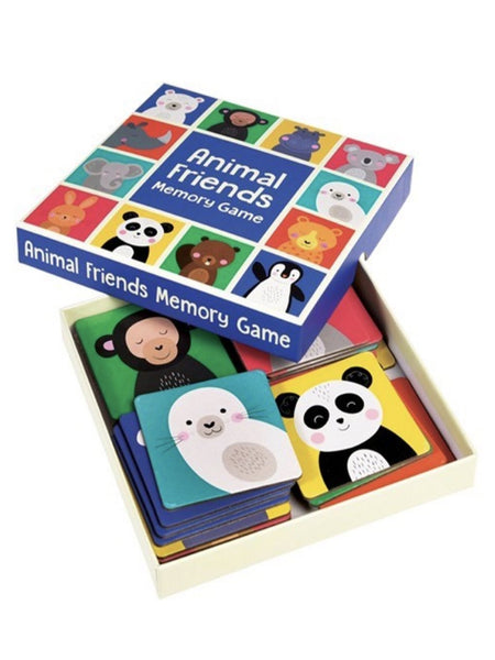 Animal Friends Memory Cards Baby The Northern Line
