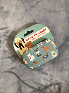 Best in Show - Dog Breed Design Mini Travel Case classic homeware TNL