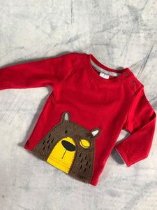 Blade & Rose Bear Design Long Sleeve T-shirt Baby Blade & Rose