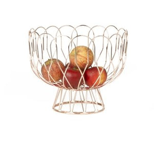 Copper Fruit Bowl classic homeware The Northern Line