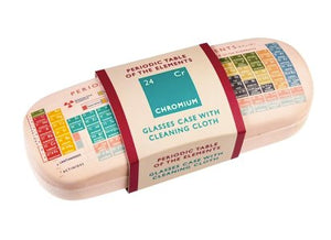 Glasses Case - Periodic Table classic homeware The Northern Line
