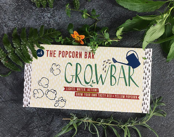 Pop Corn Grow bar
