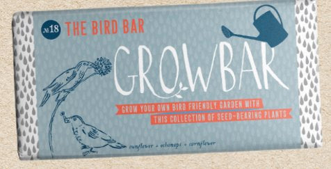 Grow Bar - Grow Your Own Plants traditional gift Grow Bar Bird