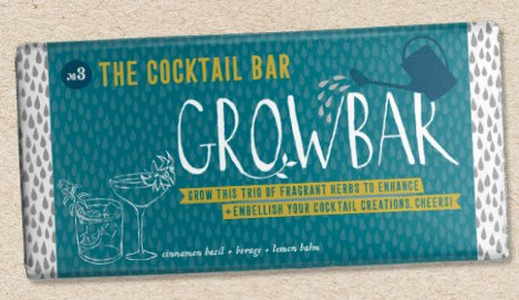 Cocktail growbar