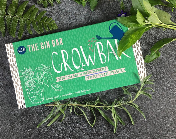 Gin Grow Bar
