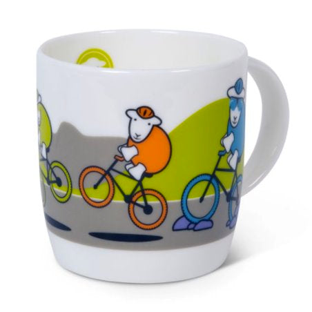 Herdy Cycling Mug classic homeware Herdy
