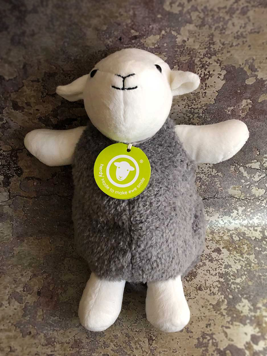 herdy hot water bottle