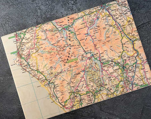 lake district table mat