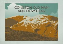 Lake District Travel Style Posters - Print Bundle Posters TNL
