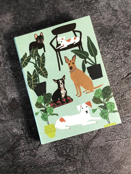 Dog notebook