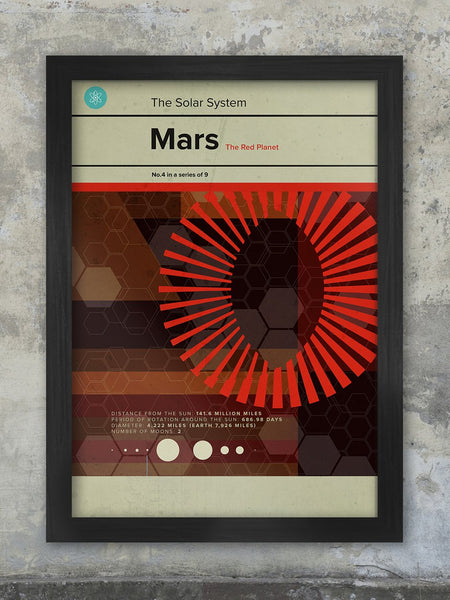 Mars - The Solar System Series