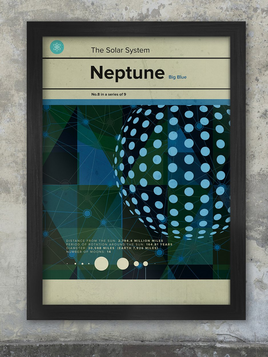 Neptune - The Solar System series