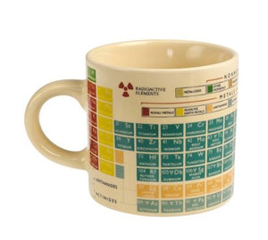 Periodic Table Mug classic homeware The Northern Line