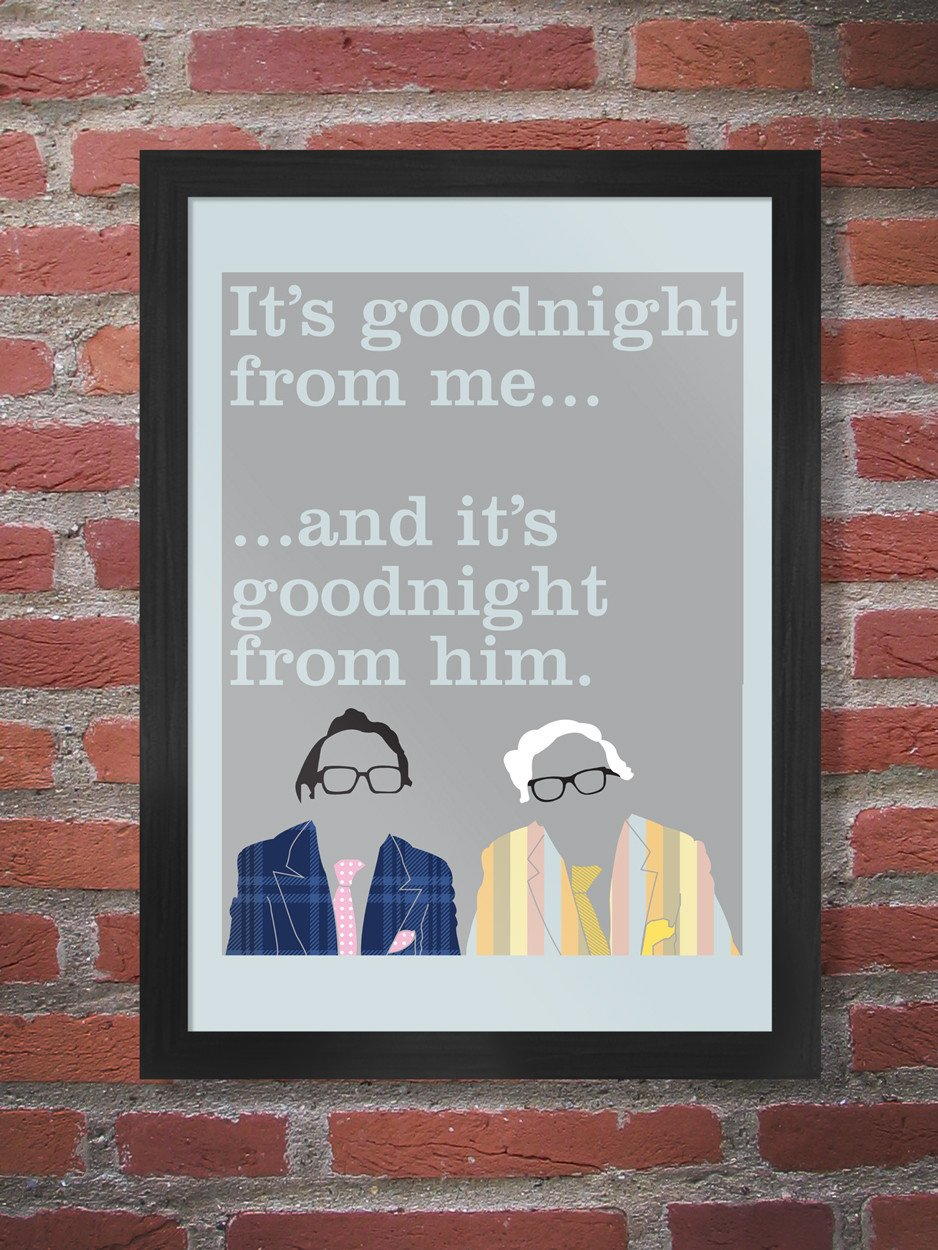 2 Ronnies Poster