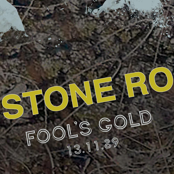 The Stone Roses - Fool's Gold lyric poster - Detail 1