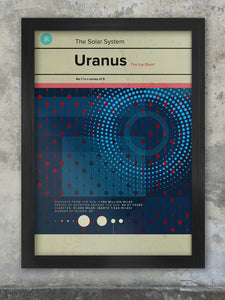 Uranus - The Solar System series