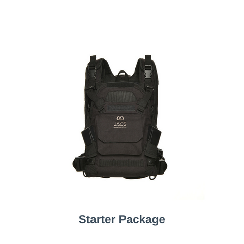 Tactical Baby Carrier in Black