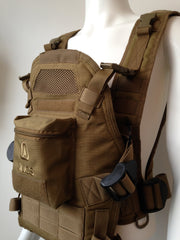 Coyote Tan Military Tactical Babycarrier