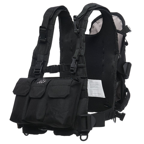 Tactical Babycarrier Complete Package - Black
