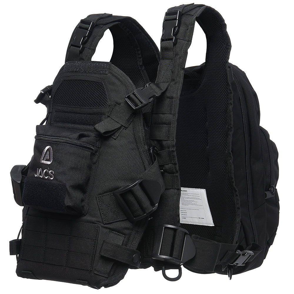 Tactical Babycarrier Complete Package In Black Jacsbabycarrier