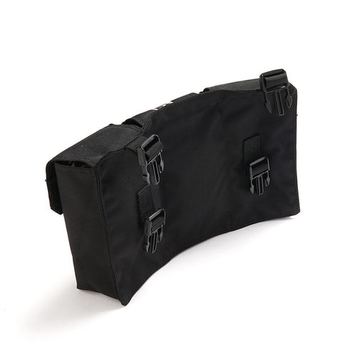 JACS Chest Pouch (Rear) in Black