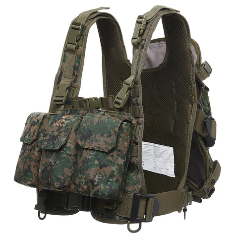 Camo Babycarrier Complete Package in Digital Woodland Multicam - In Stock