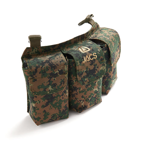 JACS Chest Pouch (Front) in Marpat Camo