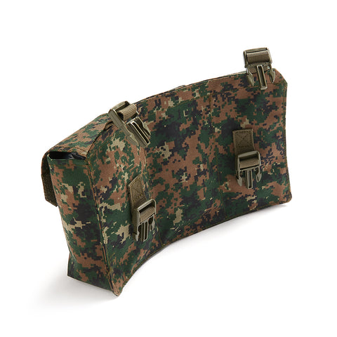JACS Chest Pouch (Rear) in Marpat Camo