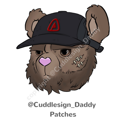 @Cuddlesign_Daddy Tactical Patches