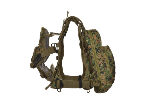 Camo Babycarrier Starter Package In Digital Woodland