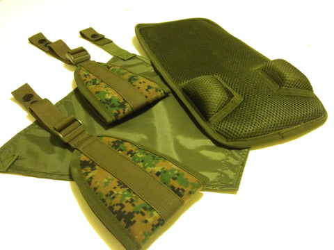 Digital Woodland Camo (MARPAT) Accessory Bundle