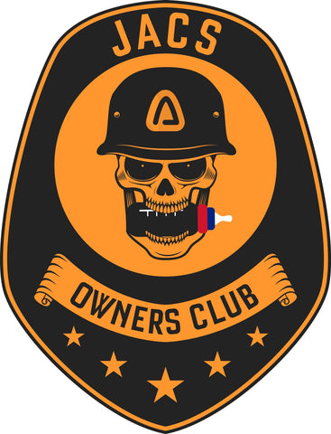 JACS  PVC Tactical Patches - new designs arriving soon